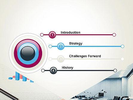 Meeting Preparation PowerPoint Template, Slide 3, 12433, Business — PoweredTemplate.com