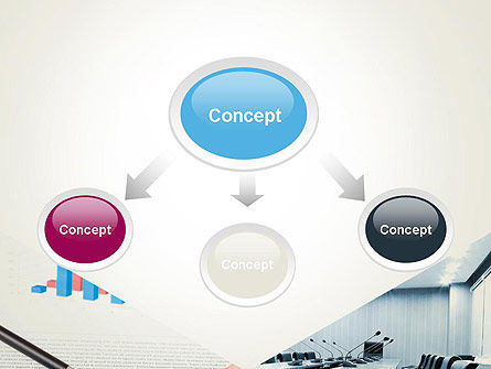 Meeting Preparation PowerPoint Template, Slide 4, 12433, Business — PoweredTemplate.com