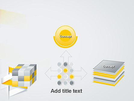 Spiral Banner PowerPoint Template Slide 19