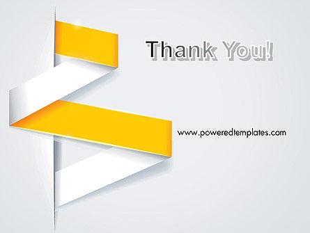 Spiral Banner PowerPoint Template Slide 20