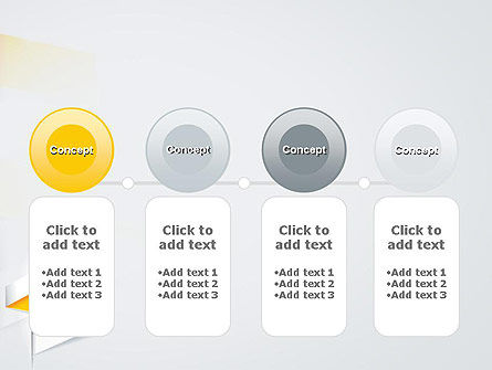 Spiral Banner PowerPoint Template Slide 5