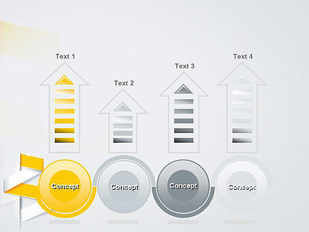 Spiral Banner PowerPoint Template Slide 7