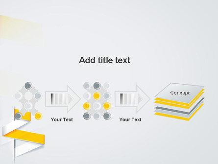 Spiral Banner PowerPoint Template Slide 9
