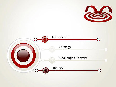 Targeting Customers PowerPoint Template, Slide 3, 12440, Careers/Industry — PoweredTemplate.com