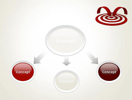 Targeting Customers PowerPoint Template, Slide 4, 12440, Careers/Industry — PoweredTemplate.com