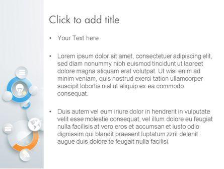 Business Infographic Creative PowerPoint Template, Slide 3, 12442, Business — PoweredTemplate.com