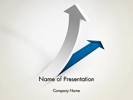 Growth arrow powerpoint template backgrounds 12451 growth arrow powerpoint template 12451 business concepts poweredtemplate toneelgroepblik Gallery