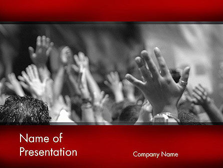 Worship PowerPoint Template