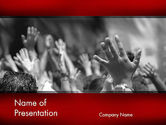 Religious/Spiritual: Templat PowerPoint Menyembah #12455