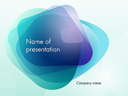 Overlapping Multiplicity PowerPoint Template