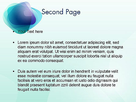 Overlapping Multiplicity PowerPoint Template Slide 2