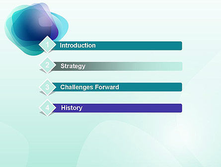 Overlapping Multiplicity PowerPoint Template Slide 3