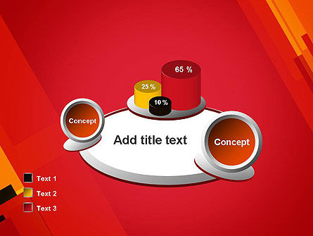 Variations of Red PowerPoint Template Slide 16