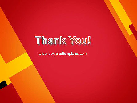 Variations of Red PowerPoint Template Slide 20