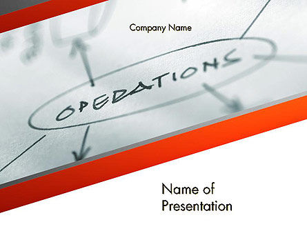Careers/Industry: Standard Operating Procedure PowerPoint Template #12460