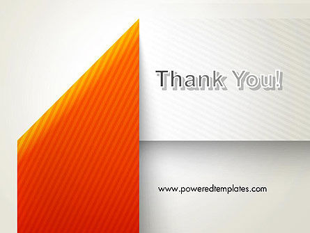 Folded Banner PowerPoint Template Slide 20