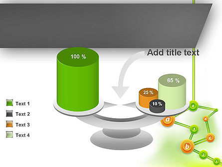 Chronological Tree PowerPoint Template Slide 10