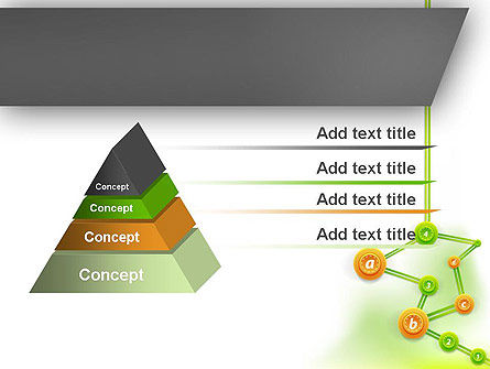 Chronological Tree PowerPoint Template Slide 12