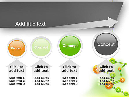 Chronological Tree PowerPoint Template Slide 13