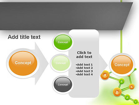 Chronological Tree PowerPoint Template Slide 17