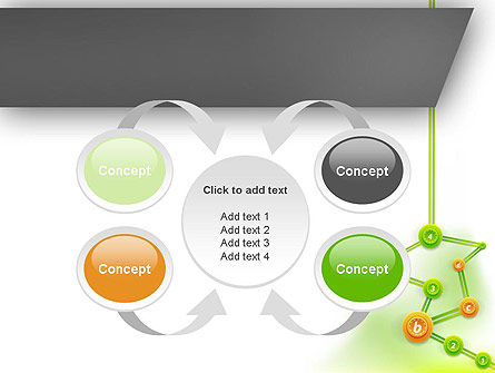 Chronological Tree PowerPoint Template Slide 6