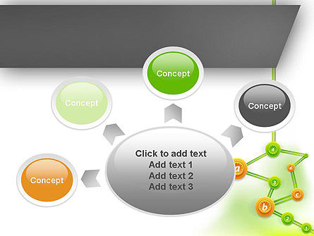 Chronological Tree PowerPoint Template Slide 7