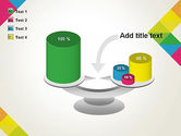 Abstract Colorful Geometric PowerPoint Template#10
