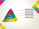 Abstract Colorful Geometric PowerPoint Template#12