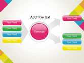 Abstract Colorful Geometric PowerPoint Template#14