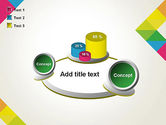 Abstract Colorful Geometric PowerPoint Template#16