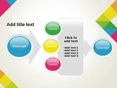Abstract Colorful Geometric PowerPoint Template#17