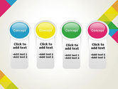 Abstract Colorful Geometric PowerPoint Template#5