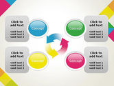 Abstract Colorful Geometric PowerPoint Template#9