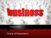 Business: Growing Up Business Concept PowerPoint Template #12479