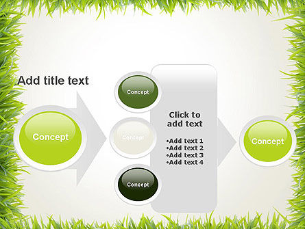 Grass Frame PowerPoint Template Slide 17