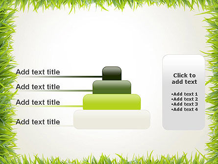 Grass Frame PowerPoint Template Slide 8