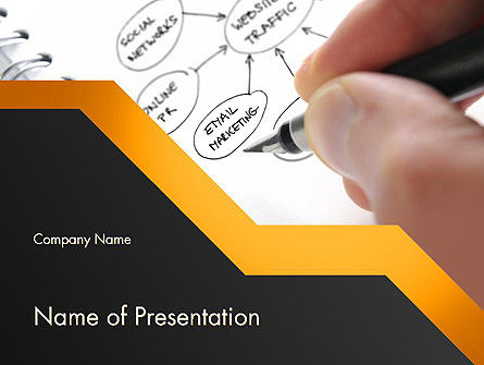 Increase Website Traffic PowerPoint Template