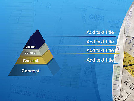 Household Bills PowerPoint Template Slide 12