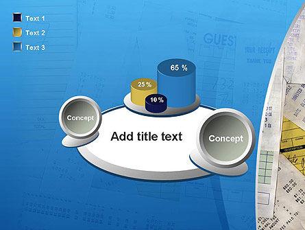 Household Bills PowerPoint Template Slide 16