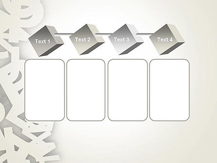 Abstract Alphabet PowerPoint Template Slide 18