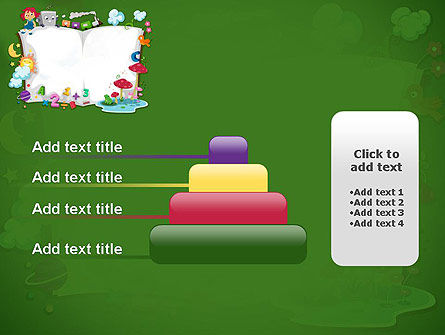 Storybook PowerPoint Template Slide 8