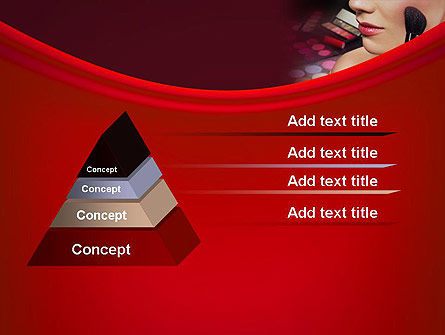 Make Up PowerPoint Template Slide 12