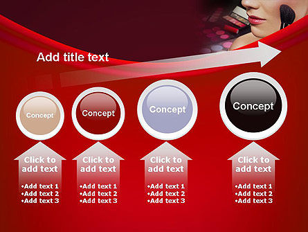 Make Up PowerPoint Template Slide 13