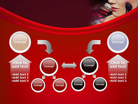 Make Up PowerPoint Template Slide 19