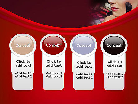Make Up PowerPoint Template Slide 5
