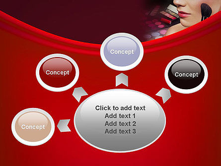 Make Up PowerPoint Template Slide 7