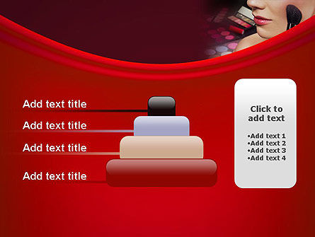 Make Up PowerPoint Template Slide 8