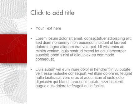 Sketch Circles PowerPoint Template, Slide 3, 12494, Abstract/Textures — PoweredTemplate.com
