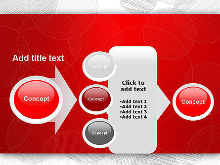 Sketch Circles PowerPoint Template Slide 17