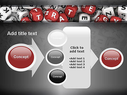 Strategy Concept PowerPoint Template Slide 17